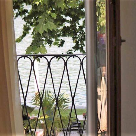 Camere Vista Lago Osteria Battello Caslano